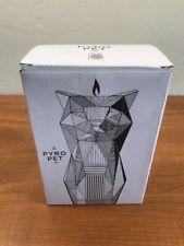 Catt Wax Candle Melts to Metallic Skeleton (Gray) Kisa Pyro Pet