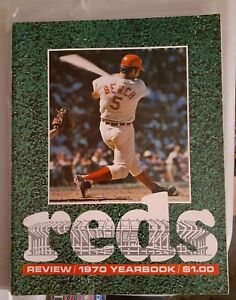 1970 Cincinnati Reds Yearbook