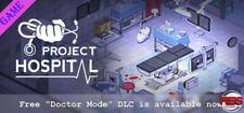 Project Hospital PC Steam Global Multi Digital Download Region Free
