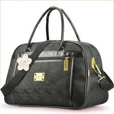 HelloKitty Handbag Luggage Cross-body Tote Messenger Shoulder Bag Big Size Black