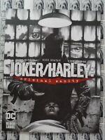 JOKER HARLEY CRIMINAL SANITY 1 of 9 FRANCESCO MATTINA 1st PRINT NM