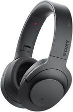 Sony MDR-100ABN High-Resolution Kopfhörer Kohlschwarz