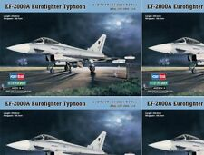 Hobby Boss 1/72 EF-2000A Eurofighter Typhoon #80264 *nEW*sEALED*