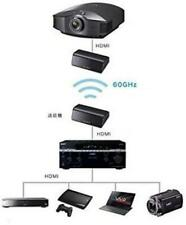 Sony Wireless HDMI  IFU-WH1 TX RX Receiver/Transmiter for home cinema projectors