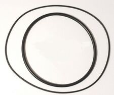 2 x Piece Drive Belt Set for The Uher Royal De Luxe, SG 560, SG 561, SG 562