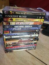 DVD Lot of 16 Horror & Fantasy