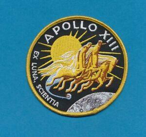 APOLLO 13 MISSION NASA PATCH