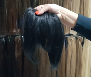 EXTENSION FRANGIA FOLTA  VIP IN CAPELLI 100% NATURALI REMY HAIR