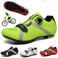 MTB Professional Cycling Shoes Mens Outdoor Road Bicycle Shoes Bike Self-locking