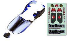 Redcat Racing 14054-BL 1/5 Dune Runner Buggy Body Blue Black 14054-BL