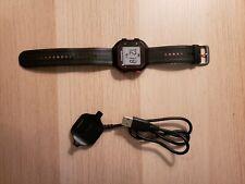 Garmin Forerunner 25 GPS Running Watch - Black/Red - Used