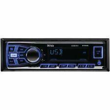 BOSS 610UA SINGLE DIN IN-DASH DIGITAL MEDIA CAR STEREO AM/FM CAR STEREO AUDIO