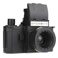 Lomography Konstruktor Build Your Own 35mm SLR Camera Black Lomo #376 New DIY