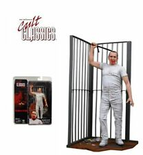Hannibal Lecter Cult Classics Holding Cell Figure 7""