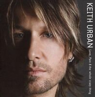Love, Pain & the whole crazy thing Keith Urban -  CD Disc Only!!
