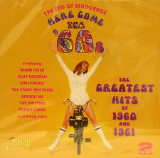 HERE COME THE '60's 'The Greatest Hits of 1960 & 1961'  - 2CD Set on Jasmine
