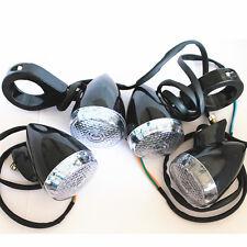 4X LED Turn Signal Light w/41mm for Yamaha Raider V Road Star Stratoliner Deluxe