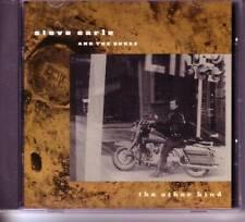 STEVE EARLE and Dukes The other kind PROMO CD single dj
