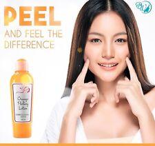 2X Bottle Beauty Wise Orange Peeling Lotion ORIGINAL US SELLER