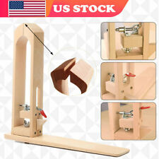 Diy Table Tool Wood Leather Craft Hand Stitching Lacing Sewing Pony Horse Clamp