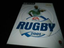Rugby 2001   pc game