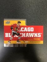 2015-16 Upper Deck Tim Hortons - Jonathan Toews #TH-10 - Die-Cut Free Ship OBO