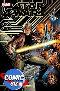 STAR WARS #10 (2021) 1ST PRINTING PAGULAYAN MAIN COVER BAGGED & BOARDED