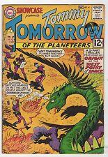 Showcase # 41 Tommy Tomorrow  (DC 1956 )   FN-