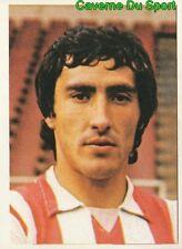 361 ABEL DIAZ SPORTING GIJON ESPANA CROMO STICKER FOOTBALL 1980 BENJAMIN RARE