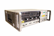 HP 8620C Sweep Oscillator with HP 86260A RF Plug In 12.4-18 GHz