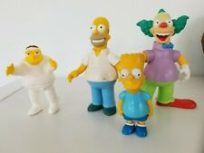The Simpson's Toy Action Figure Homer Bart Halloween Barney Kristy 90s 2000s