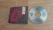 PUBLIC IMAGE LIMITED (P.I.L)  - DON'T ASK ME (RARE DELETED CD SINGLE)