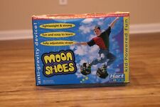 2000 Vintage Moon Shoes Kids Collectible Toys in Box New Hart