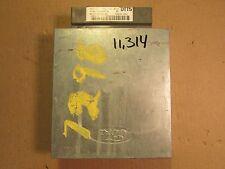 04 FORD FREESTAR 3.9L CALIF ECM PCM COMPUTER NUMBER 4F2A-12A650-DF