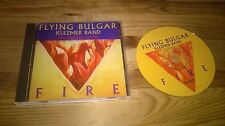 CD Ethno Flying Bulgar Klezmer Band - Fire (15 Song) TRADITIONAL CROSSROADS