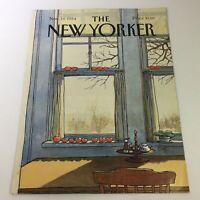 COVER ONLY - The New Yorker Magazine November 19 1984 - Arthur Getz