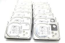Lot of 12x Tested 3TB SAS 6Gb/s 3.5