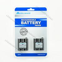 Midland BATT-5RX BATT5RX Rechargeable NiMH Battery for GXT1000/1050 GXT860/895