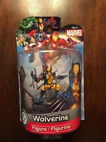 Wolverine Action Figure Signed by Herb Trimpe & Roy Thomas W/COA (Marvel 2012)