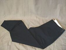 J CREW TALL MARTIE PANT NAVY SIZE T2 NWT