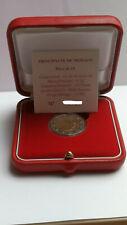 2 Euro Monaco 2010, Polierte Platte PP, in Schatulle, mit Zertifikat