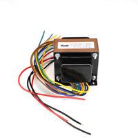 155VA EI Power transformer for tube power amp 300V*2 + 3.15V*2+6.3V + 5V   L16-6