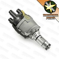 Mini Cooper S 970 1071 & 1275 replaces Lucas 23D4 points distributor & red rotor