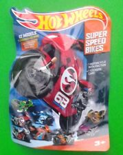 Hot Wheels Sealed Blind Bag SUPER SPEED BIKES (One item)