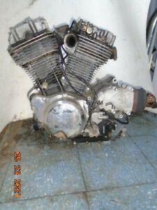 2003 03 Suzuki Intruder VS 1400 VS1400 engine motor starter transmission 160 PSI