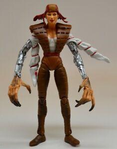 Marvel Legends Lady Deathstrike Action Figure Onslaught Series loose ToyBiz