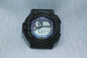CASIO G-SHOCK MUDMAN 3261 G-9300 TOUGH SOLAR WORKING