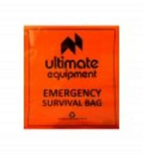 Ultimate Equipment emergency survival bag (90×178cm) Orange