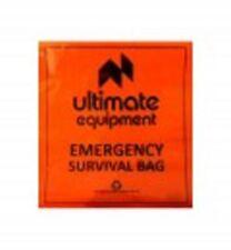 Ultimate Equipment Borsa sopravvivenza di emergenza (90×178cm) arancione