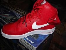 Nike Basketball shoes. Brand new with box size 10 men  Red air force 1 REAL DEAL